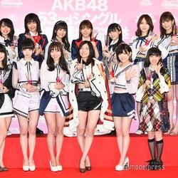 <スピーチ全文>第10回AKB48世界選抜総選挙1位~16位「選抜メンバー」