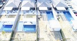 京都に全室スイートヴィラ「メッツォ」開業、温泉&プール完備のプライベートリゾート