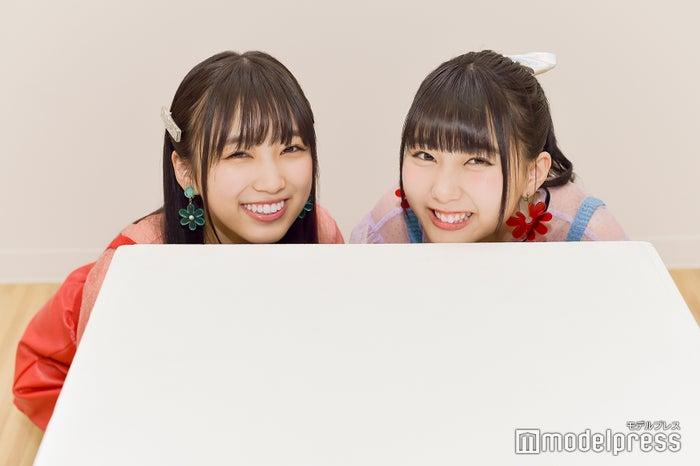 ④矢吹奈子&田中美久 (C)モデルプレス