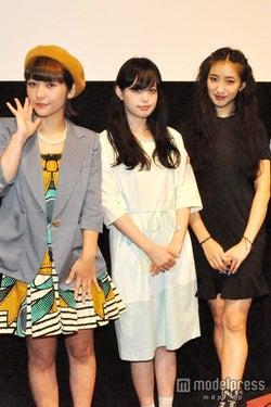 モデル青柳文子、初挑戦完遂も「私はこんなに暗くない」