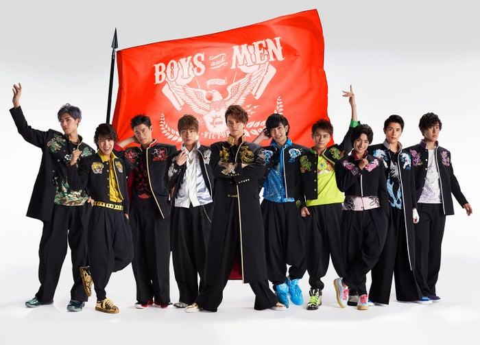 BOYS AND MEN(提供写真)