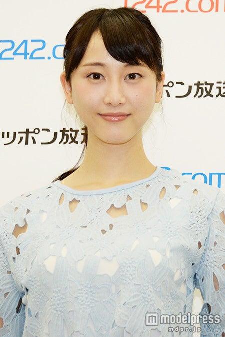松井玲奈 (C)モデルプレス