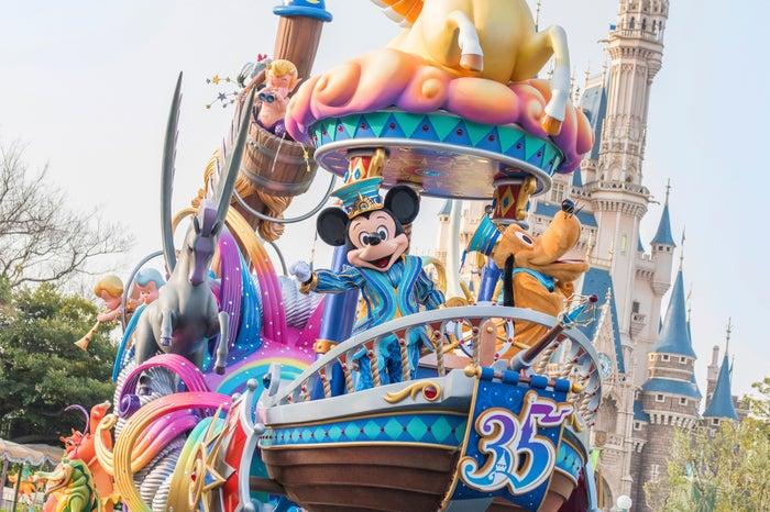 東京ディズニーランド「ドリーミング・アップ!」 (C)Disney