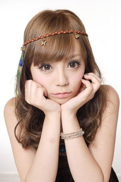 「Popteen」モデルの廣瀬麻伊