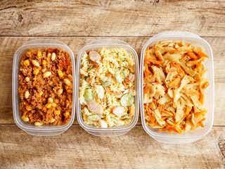 お弁当や朝食に便利な3品を30分で!週末作り置きレシピ #21