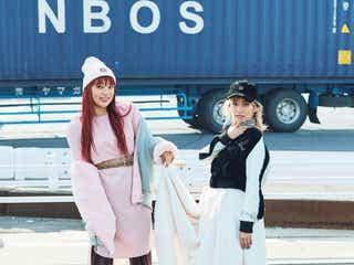 E-girls YURINO&須田アンナ、2人で吐いた弱音「メンバーと一緒だったから乗り越えられた」怒涛の1年を振り返る