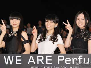 Perfume、約束の「TikTok」デビューが話題「キレッキレ」「レベルが違う」と反響殺到