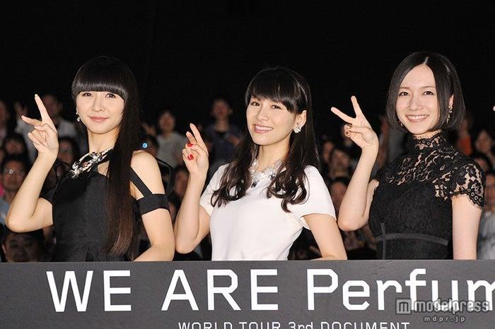 Perfume(C)モデルプレス
