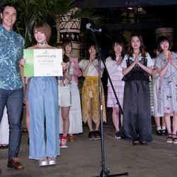 AKB48、公式インスタグアマーに認定 (提供写真)