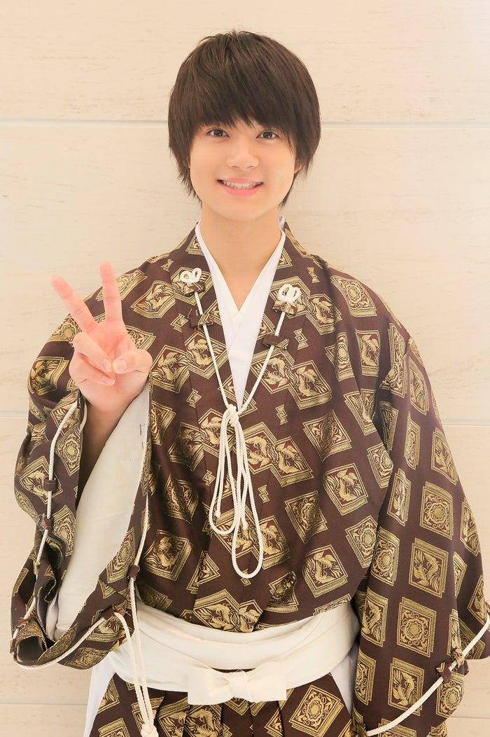 モデルプレスのインタビューに応じた佐野勇斗(C)日本テレビ