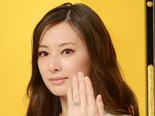 """北川景子の結婚指輪は「ハリー・ウィンストン」 芸能界で愛される""""キング・オブ・ダイヤモンド""""の魅力"""
