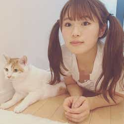 モデルプレス - NMB48渋谷凪咲、SNSでも人気の愛猫・メイの片足切断を告白