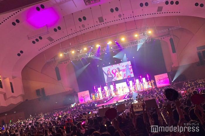 「Seventeen 夏の学園祭2019」内観 (C)モデルプレス