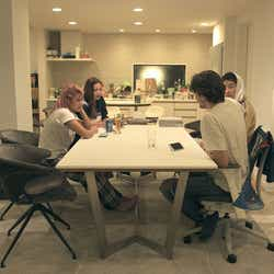「TERRACE HOUSE TOKYO 2019-2020」25th WEEK(C)フジテレビ/イースト・エンタテインメント