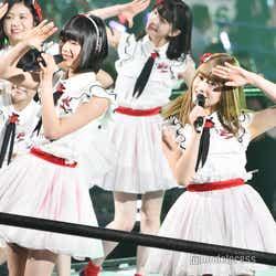 高倉萌香、加藤美南/「AKB48 53rdシングル 世界選抜総選挙」AKB48グループコンサート(C)モデルプレス