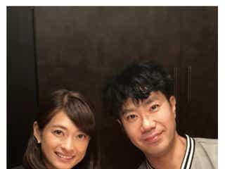 """藤井隆&乙葉夫妻、結婚13周年 """"ホット""""な2ショットで報告「毎日感謝でいっぱい」"""