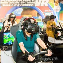 ミス青学も興奮!「VR ZONE SHINJUKU」公式HP