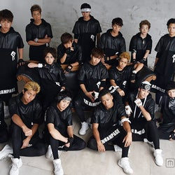 THE RAMPAGE from EXILE TRIBE/2014年9月11日配信インタビューより