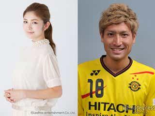 モデル宇井愛美、第1子妊娠を発表 サッカー選手の夫もコメント