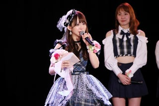 SKE48松村香織、48グループ最年長のラストステージでメンバー涙 9年半の思い語る<セットリスト>