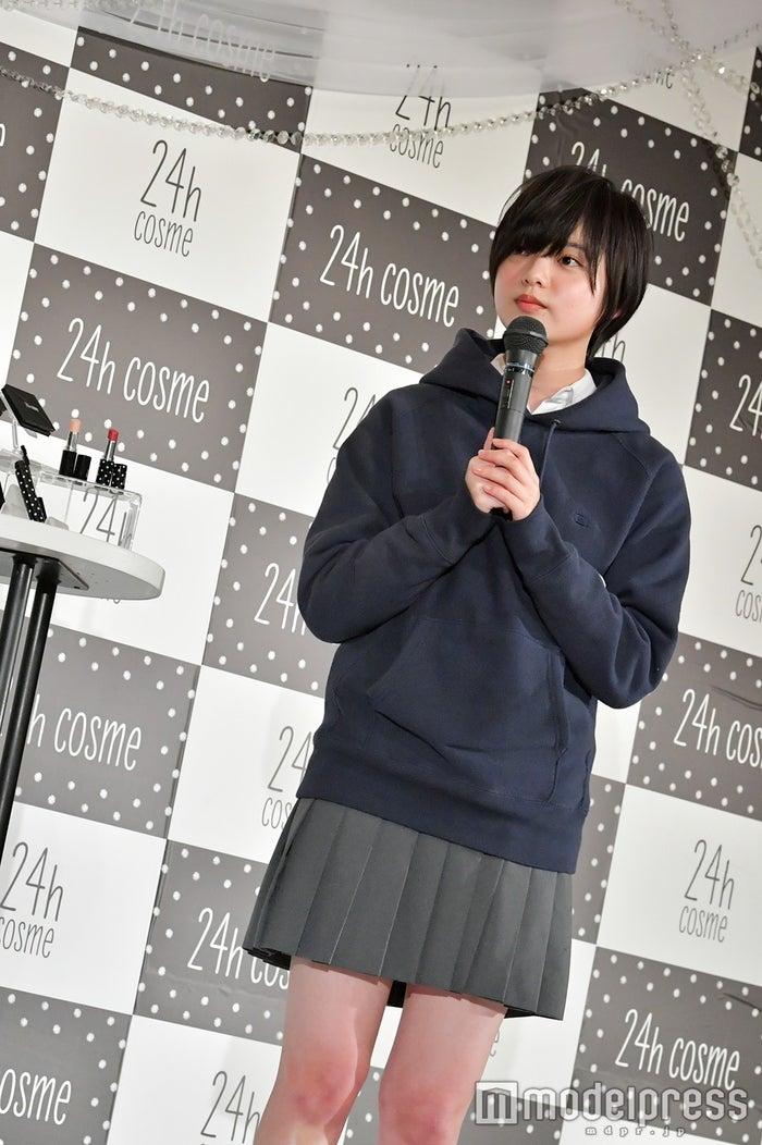 欅坂46平手友梨奈 (C)モデルプレス