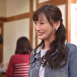 大政絢「私 結婚できないんじゃなくて、しないんです」第8話・場面カット(C)TBS