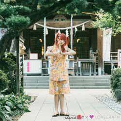 椎名ひかり(写真提供:MBS)