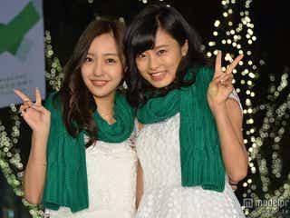 小島瑠璃子、板野友美の追及にタジタジ クリスマス女子会計画も「本当に行きます?」