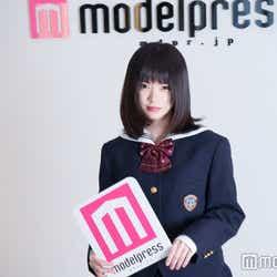 「女子高生ミスコン2017-2018」関東エリア グランプリ:千尋(C)モデルプレス