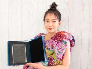 吉岡里帆、初の大賞受賞に喜び爆発「頑張ってきてよかった」<第6回カバーガール大賞>