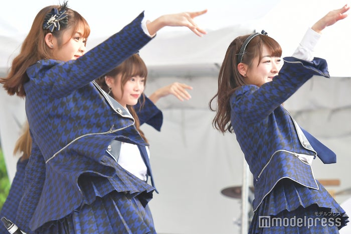 モバイル、伊豆田莉奈/BNK48「TOKYO IDOL FESTIVAL 2018」(C)モデルプレス