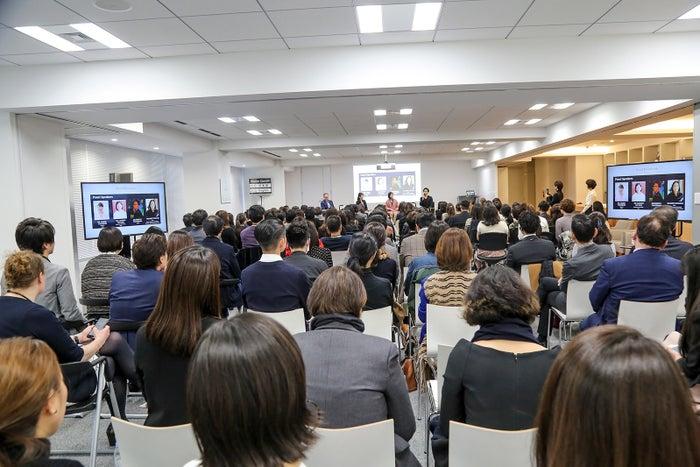 イベントの様子(写真提供:所属事務所)