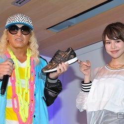 (左から)DJ KOO、水沢アリー