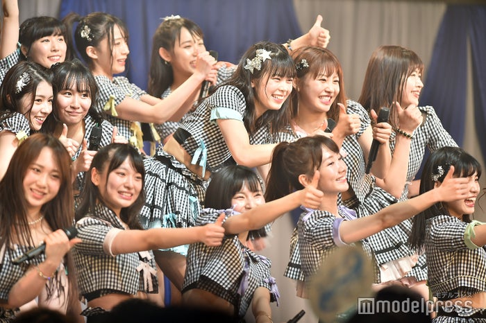 「AKB48 チームB単独コンサート~女神は可愛いだけじゃない~」 (C)モデルプレス
