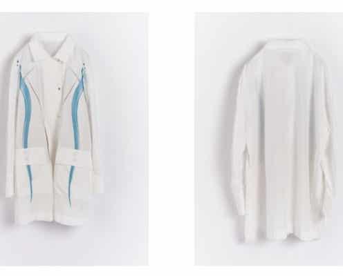 シタテル 服の生産・販売を支援 書道家とデザイナーの協業