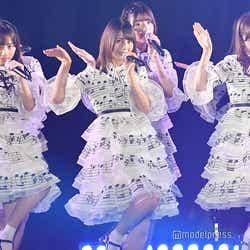 モデルプレス - 日向坂46、2年連続ライブ出演 北九州で1万人熱狂<TGC北九州2019>