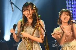 優勝が決定する野島樺乃/「AKB48グループ歌唱力No.1決定戦」決勝大会 (C)モデルプレス