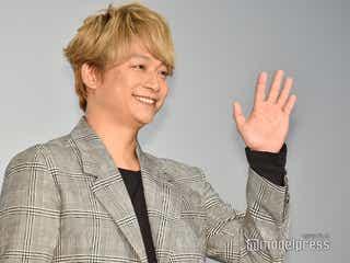 香取慎吾、即興ダンス披露に反響「さすがアイドル」「相変わらずキレッキレ」の声