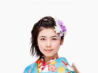 武井咲の妹分が艶やか着物姿披露 和装美人も集結