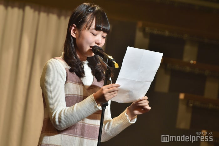 大盛真歩「AKB48矢作萌夏ソロコンサート~みんなまとめてすちにさせちゃうぞ~」 (C)モデルプレス