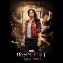『アイアン・フィスト』ジェシカ・ヘンウィック、アジア系キャラを主人公にしたYA小説をAmazonでドラマ化!
