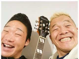 みやぞん&ウド鈴木、そっくりすぎると話題「双子かな?」