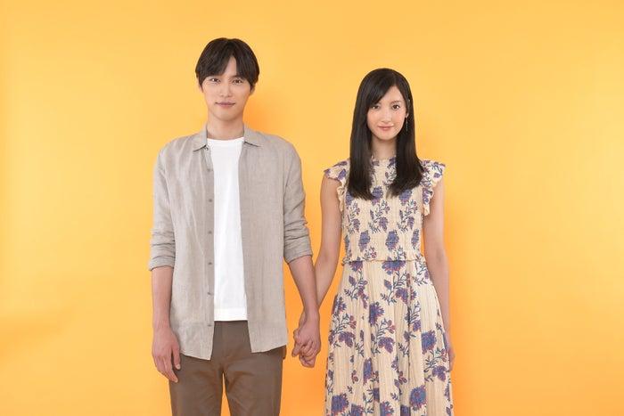 福士蒼汰、菜々緒(C)TBS