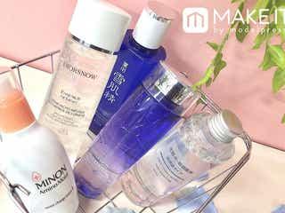 肌タイプ・目的別おすすめ化粧水30選|乾燥・毛穴・ニキビを毎日のケアで対策