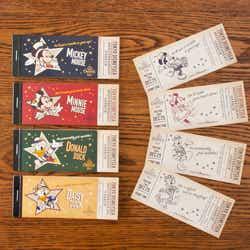 メモセット1,000 円 (C)Disney