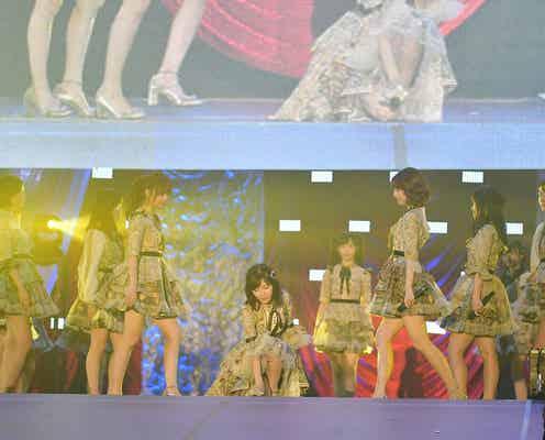 AKB48選抜メンバー、多彩なソロパフォーマンスで魅了 17~80位&ランク外公演も熱狂のステージ<AKB48グループ感謝祭セットリスト>