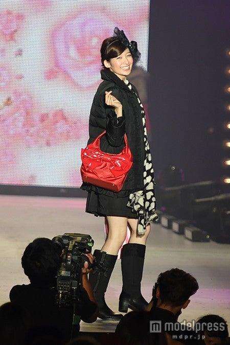 杉枝真結/ファッションイベント「KANSAI COLLECTION 2014 AUTUMN&WINTER」(通称:関コレ)より