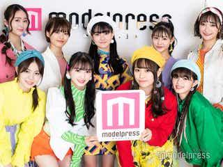 Girls2×モデルプレス、動画連載スタート ソロ&チャレンジ企画で素顔に迫る