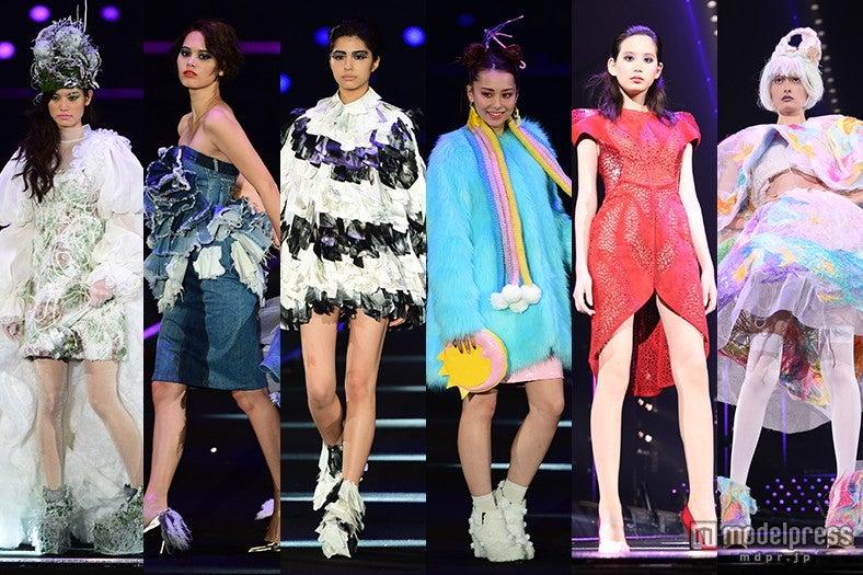 次世代ファッションデザイナー発掘「DREAM RUNWAY TOKYO 2015」 TGCでファイナリストが豪華共演/(C)TOKYO GIRLS COLLECTION by girlswalker.com 2015 AUTUMN/WINTER【モデルプレス】