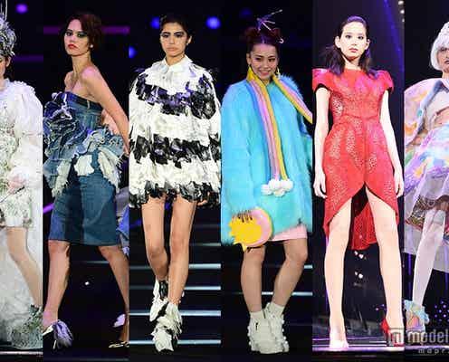次世代ファッションデザイナー発掘「DREAM RUNWAY TOKYO 2015」 TGCでファイナリストが豪華共演